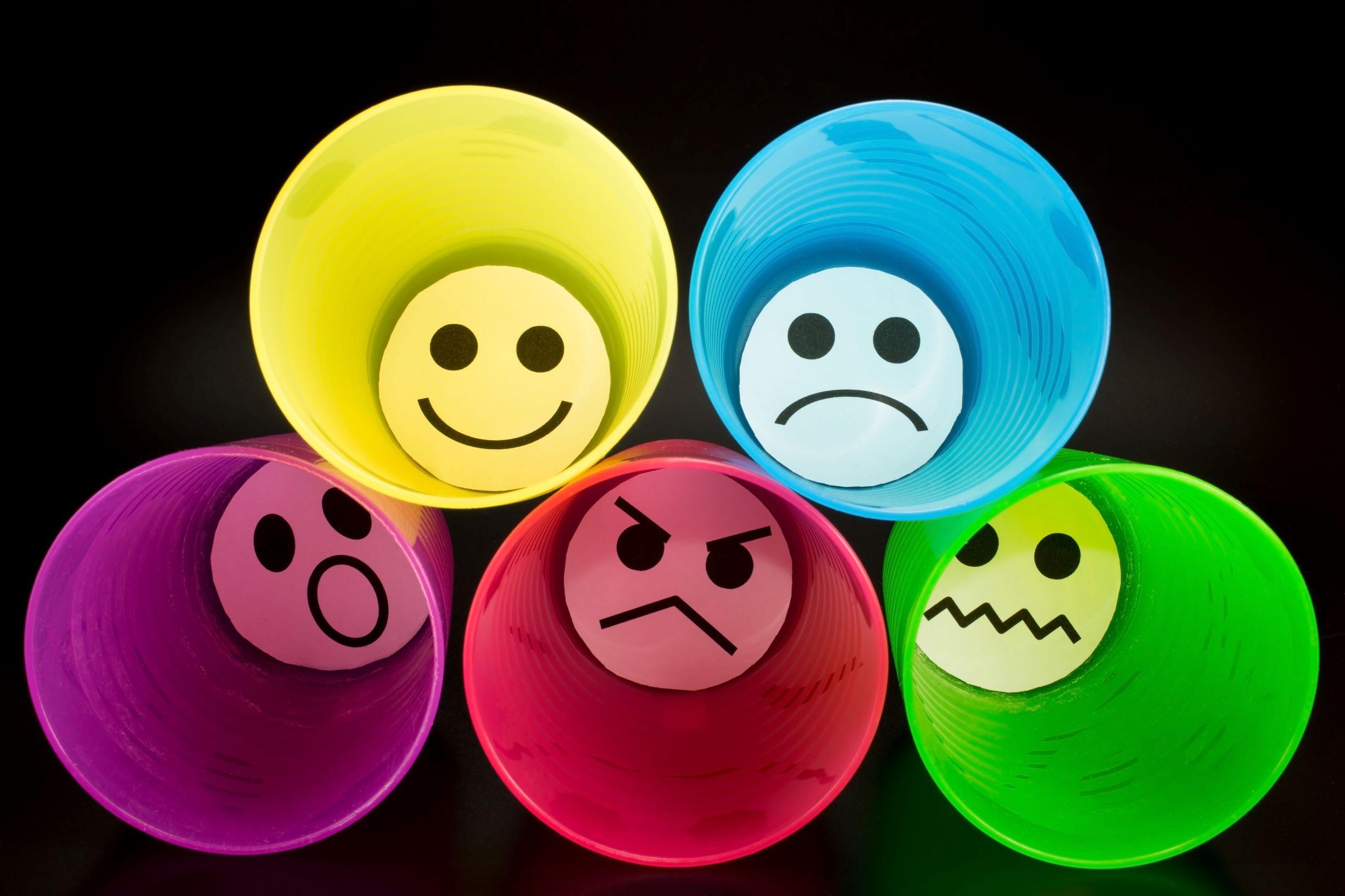 ホンモノの感情5人衆 by インサイドヘッド|毒親育ちのAC回復tips